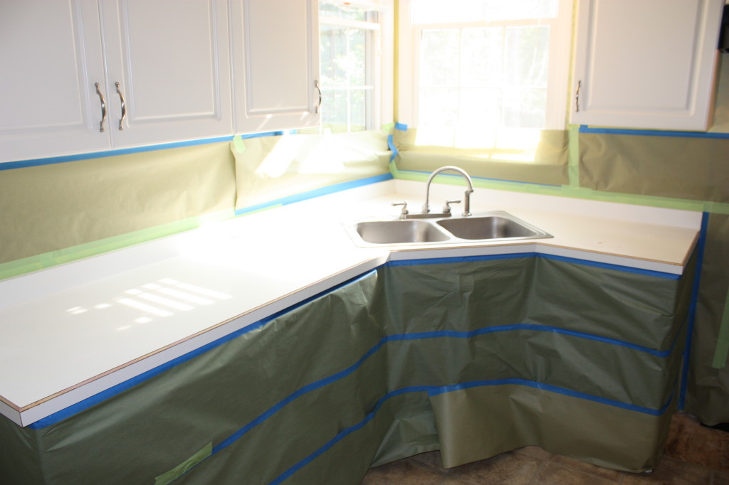 Countertop Refinishing DC