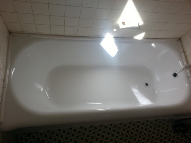 Attirant Bathtub Refinishing Baltimore MD » After  Bathtub Refinishing Baltimore MD