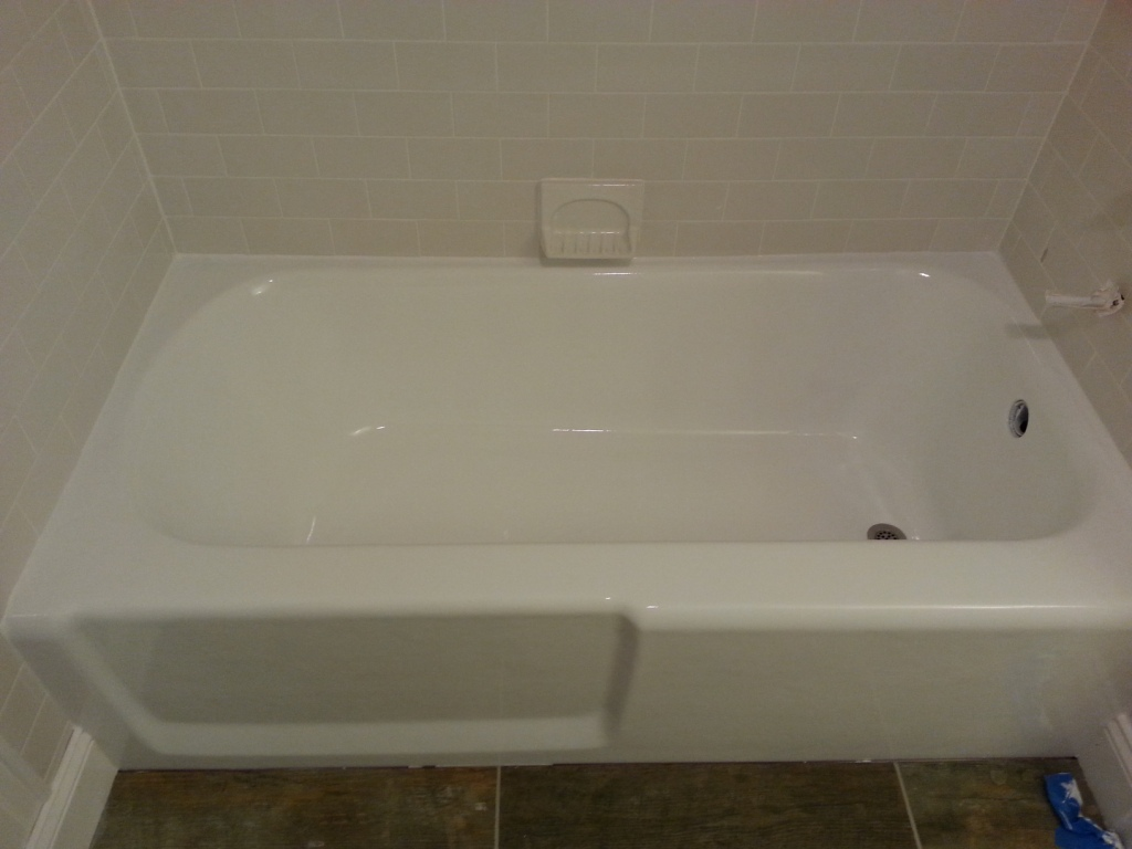 Bathtub Refinishing - Bathtub Refinishing | Tile Reglazing MD VA DC